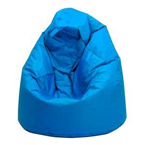 Sedací vak JUMBO modrý s náplňou
