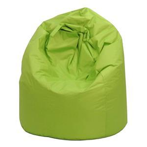 Sedací vak JUMBO zelený s náplňou